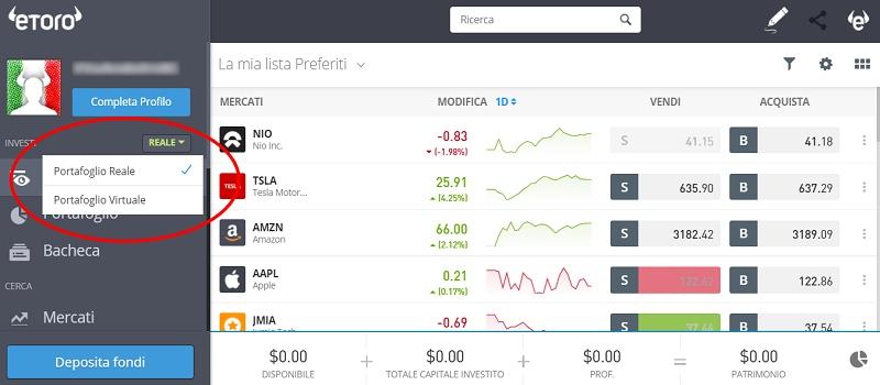 etoro conto demo broker trading bitcoin